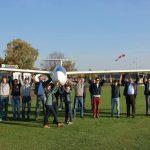 Flugplatzfest - Flugplatz kennenlernen